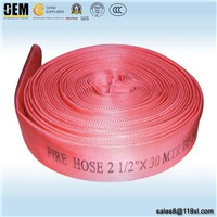 Durable Fire Hose Canvas Fire Hose