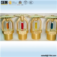 OEM Brass Pendent/Upright Fire Sprinkler Heads
