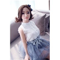 140cm Pretty Cute Slim Waist Hot Body-Shape Charming Sex Doll for Man