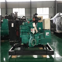 Best Quality 20kw 25kva Small Diesel Generator with Cummins Power Sillent Type for Sale