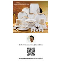 Bone China Dinnerware Sets Dinner Set Porcelain Factory Supply Contact Now