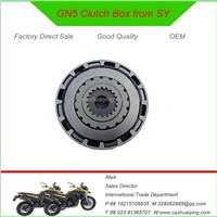 GN5 Qingqi Motorcycle Clutch Box