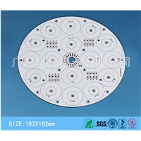 Guangzhou LED Lighting Aluminum Base Circuit Board Manufacturers