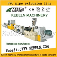 PVC Pipe Machine, Extrusion Machine, Extruder, CPVC, UPVC Pipe Making Machine