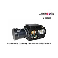 Wuhan Joho Mwir Cooled Mct Thermal Camera 15~280mm Continuous Zoom Lens