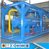 Factory Direct Sell Gas Liguid Oil Gas Water Filter Separator / Three 3 Phase Separator