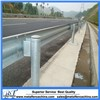 Taffic Barrier Fenders Beams for Highways & Roads Metallic Safety Guardrail