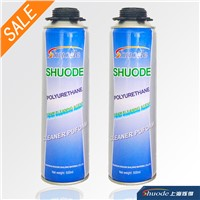 500ml Multi-Purpose Pu Foam Cleaner Spray