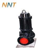 Cheap Submersible Pump with Electric Power for Slurry & Sand in River
