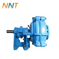 Good Price Slurry Pump Mining Water Pump with Open or Closed Impeller