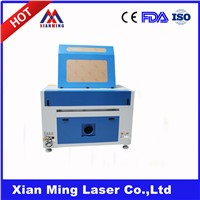 High Precision Co2 Laser Engraving Machine for Acrylic Fabric Marble Leather Stainless Steel Metal Nonmetal Materials
