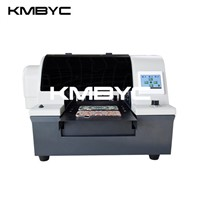 KMBYC Brand Byc168-A4 UV Digital Flatbed UV LED Printer