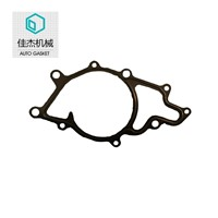Rubber Coating Steel Gaskets Auto Parts