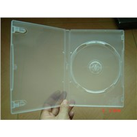 14mm Single Clear Rectange DVD Case DVD Box DVD Cover (YP-D801Y)