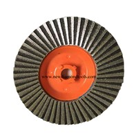 CBN Abrasive Grinding Flap Disc Wheel