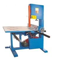 Vertical Polyurethane Memory Foam Cutting Machine
