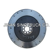 Sinotruk Howo Truck Engine Parts Flywheel