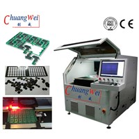 Depanelization of PCB, Flex Circuit Board Depaneling Equipment Wihout Stress 220V 380v, CWVC-5S