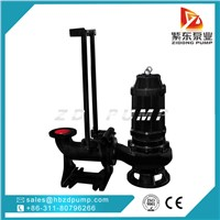 Submersible Vertical Sewage Pump Dirty Water Sludge Pump