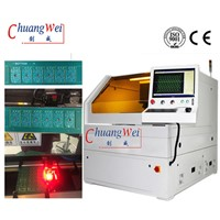 High Precision PCB Depaneling Equipment All Solid State UV Laser
