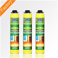 750ml Fireproof PU Foam Sealant