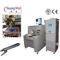 Low Maintemance PCB Automatic Router Machine High Resolution CD VIDEO Camera