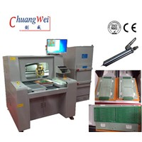 Printed Circuit Board Cutting Machine for Tab-Routed PCBA Depaneling