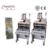 Changeable PCB Punch Machinefor Dpaneling, FPC Automatic Sperator