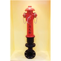 Outdoor Aboveground Fire Hydrant SS100/65-1.6, Fire Landing Hydrant Valve