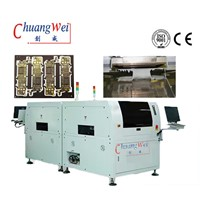 PCB Screen Printing Stencil Machine