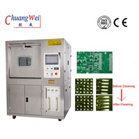 SMT PCB Cleaning System PCBA Cleaner with 645(L)*560(W)*100(H) Cleaning Basket