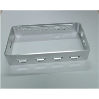 Die Cast Mould, Aluminum Alloy Die Casting Moulding Products, Electronic Enclosures, Sand Blasting & Painting