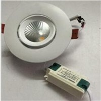 Power LED Down Light High Power LED Ceiling Light COB 7w