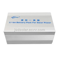 Rechargeable Li-Ion 12v 60ah 80ah Lithium Iron Phosphate Battery Pack with BMS