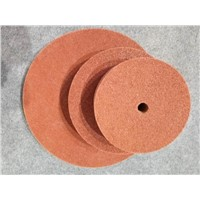 Non-Woven Polishing Wheel, Unitized Wheel, Buffing Wheel