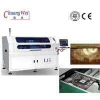 PCB Screen Printing Stencil Solder Paste Machine