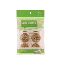 Original Brass Scourer for Daily & Industry Cleaning