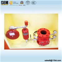 Wet Fire Alarm Check Valve from Factory Driect Sell