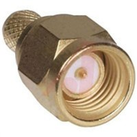 Straight SMA RF Coaxial Connectors for PCB