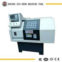 CK0632 Swing over Bed 200mm Desktop CNC Mini Lathe with Cheap Price