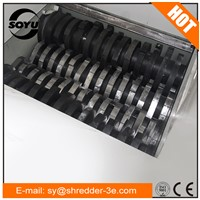 Four Shaft Shredder/Plastic Shredder Machine