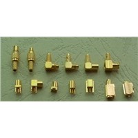 High Quality MMCX RF Coaxial Connectors for Cable, PCB