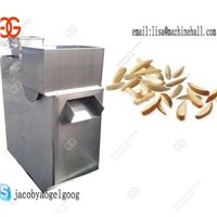 Peanut Strip Cutting Machine|Almond Strip Cutter Machine