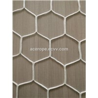 4mm HTPP Hexagonal Net for 4'X6' Goals
