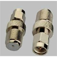 Straight F RF Coaxial Conector Antenna for Cable