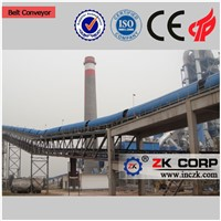 Bauxite Belt Conveyor, Rubber Conveyor Belt