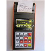 Impact Device D, Digital Portable Leeb Hardness Tester RH-150 with Printer