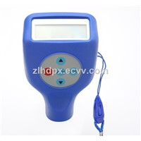 Digital Portable Coating Thickness Gauge with Built-In Probe TG-8102FN
