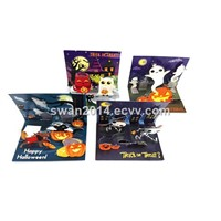 Greeting Card / Halloween Greeting Card