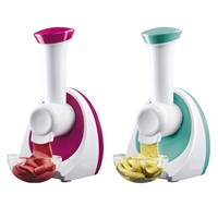 Ice Cream Maker, Dessert Maker, Frozen Fruit Dessert Maker
